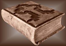圣洁的圣经 库存图片