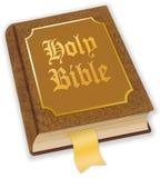 圣洁的圣经 库存例证