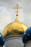 圣洁lavra圣徒sergius三位一体 免版税图库摄影