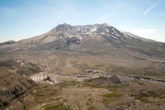 圣海伦山 库存图片