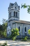 圣灵教会巴加莫约 库存照片