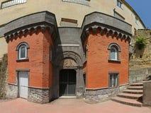 圣热纳罗地下墓穴  免版税库存照片