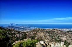 圣特奥多罗,撒丁岛 免版税图库摄影