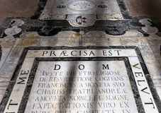 圣玛丽亚中篇小说,佛罗伦萨,意大利大教堂 免版税库存照片