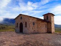圣玛丽亚偏僻寺院  委内瑞拉 Gran Sabana 免版税库存图片