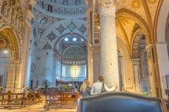 圣玛丽亚右边 免版税库存图片