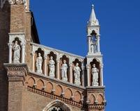 圣玛丽亚小山谷` Orto在威尼斯 图库摄影