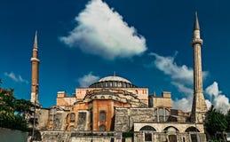 圣玛丽亚清真寺,土耳其 库存照片