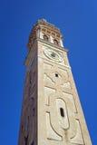 圣玛丽亚福摩萨教会钟楼 图库摄影