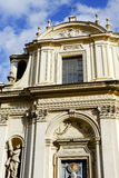 圣玛丽亚通过在罗马 免版税库存照片