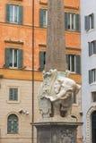 圣玛丽亚,罗马大教堂  库存照片