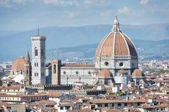 圣玛丽亚del菲奥雷佛罗伦萨 免版税库存照片