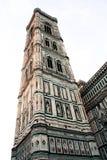 圣玛丽亚del菲奥雷大教堂:佛罗伦萨建筑宝石 免版税库存图片