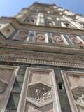 圣玛丽亚del菲奥雷,弗洛伦西亚,意大利 免版税库存图片