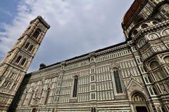 圣玛丽亚del菲奥雷Cathedral,佛罗伦萨,意大利 库存图片