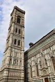 圣玛丽亚del菲奥雷Cathedral,佛罗伦萨,意大利 免版税库存图片