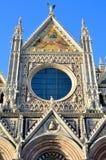 圣玛丽亚dell assunta大教堂 免版税库存图片