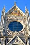 圣玛丽亚dell assunta大教堂 免版税图库摄影