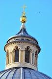 圣玛丽亚dell assunta大教堂 库存图片