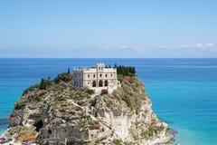 圣玛丽亚dell'Isola 库存照片