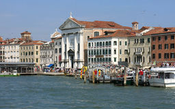 圣玛丽亚della圣母怜子图, Venezia 免版税库存照片