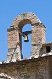 圣玛丽亚della尼夫教会。Montefiascone。拉齐奥。意大利。 库存照片
