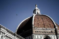 圣玛丽亚della菲奥雷,佛罗伦萨大教堂  库存图片