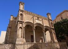 圣玛丽亚della锁链 库存图片