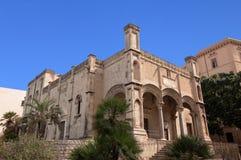 圣玛丽亚della锁链ter 免版税库存照片