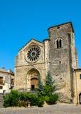 圣玛丽亚della Consolazione, 14世纪, Altomont教会  库存照片