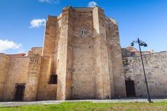 圣玛丽亚la Menor大教堂  库存图片