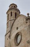 圣玛丽和圣尼古拉斯教会  免版税图库摄影