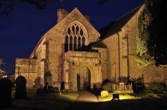 圣玛丽小修道院教会  免版税库存图片