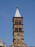 圣玛丽少校罗马教皇的大教堂  免版税库存图片