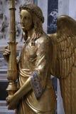 圣玛丽少校罗马教皇的大教堂  库存照片