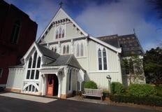 圣玛丽教会帕内尔 免版税库存照片