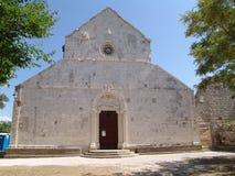 圣玛丽教会  免版税库存图片