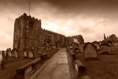 圣玛丽教会  免版税库存照片