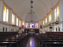 圣玛丽教堂 免版税库存照片