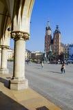 圣玛丽的教会 免版税图库摄影