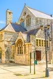 圣玛丽, Witney,牛津郡,英国,英国教会  库存照片