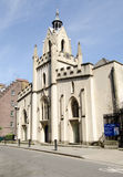 圣玛丽从良的妓女教会, Bermondsey,伦敦 库存图片