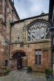 圣玛丽` s市政厅,考文垂 免版税库存照片