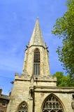 圣玛丽` s教会在约克 库存照片