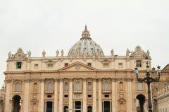 圣皮特圣徒・彼得` s大教堂 库存图片