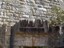 圣皮特圣徒・彼得博德鲁姆土耳其堡垒  免版税库存照片