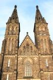 圣皮特圣徒・彼得和保罗大教堂  免版税图库摄影
