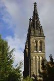 圣皮特圣徒・彼得和圣保罗大教堂  库存照片