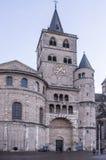 圣皮特圣徒・彼得-最旧和最大的基督教会大教堂  库存照片