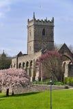 圣皮特圣徒・彼得` s教会,城堡公园,布里斯托尔 库存照片